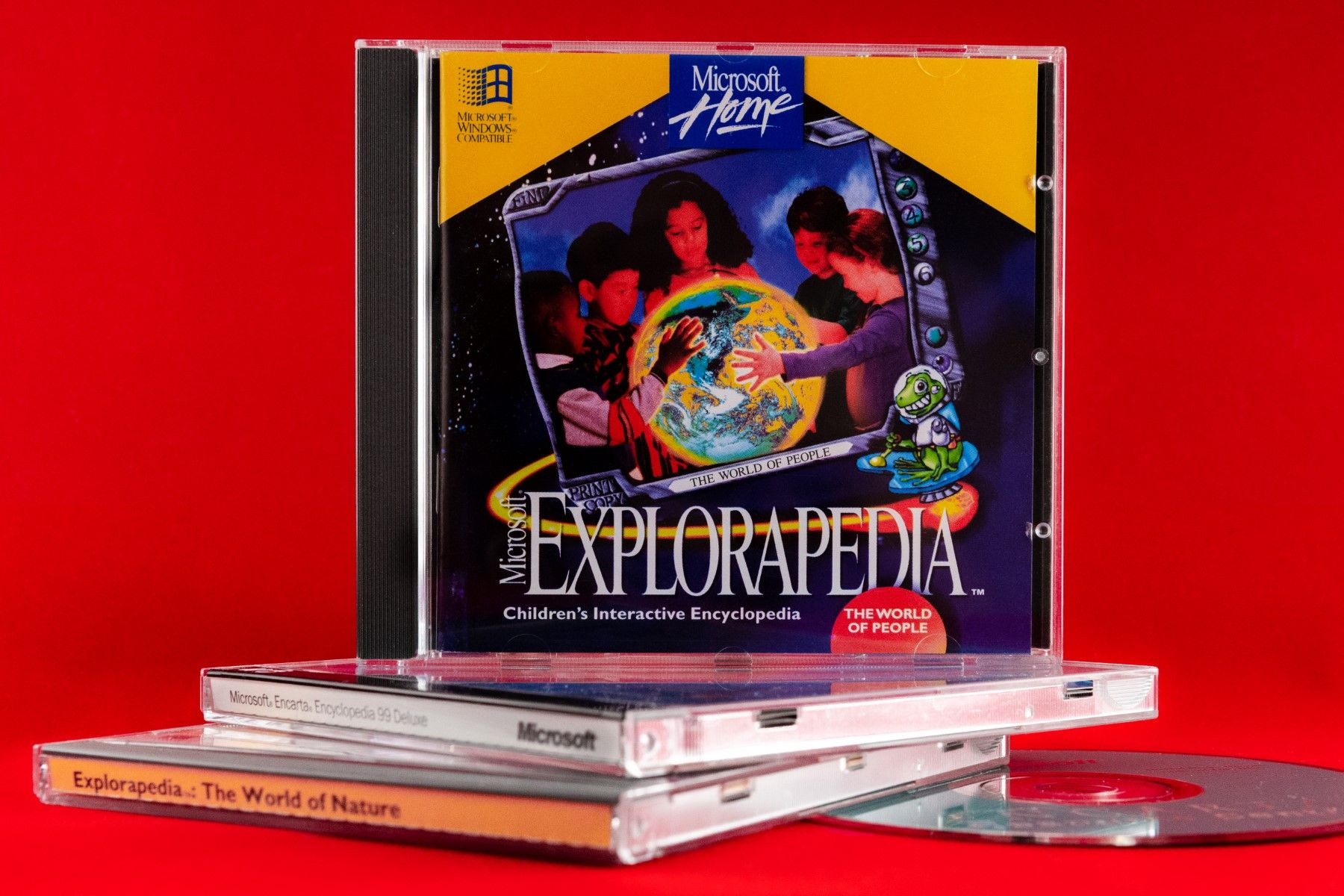 Preserving the Impact of Compact Disc Publications